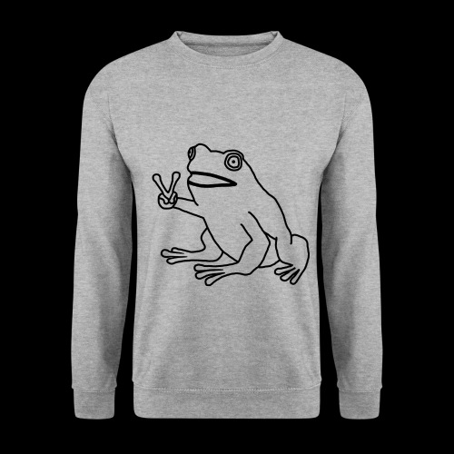 Funny Animal Frog Frosch - Unisex Pullover