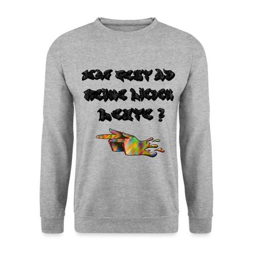 Was geht ab meine lieben Leute? - Männer Pullover