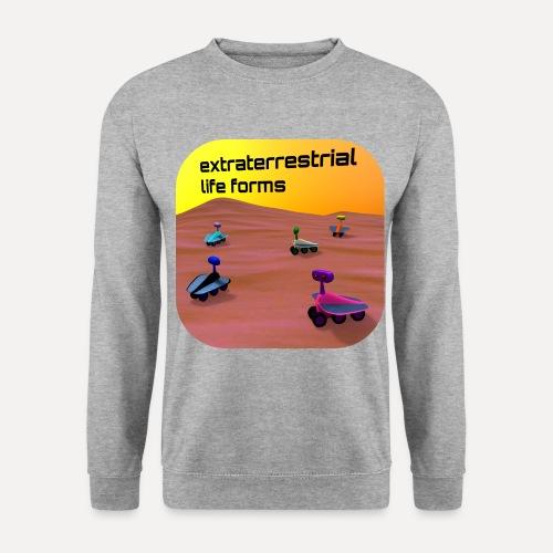 Leben auf dem Mars - Unisex Sweatshirt