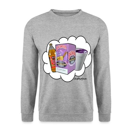 Weed Lean & 40 - Men's Sweatshirt