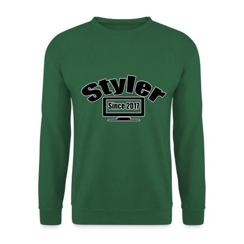 Styler Designer Kleding - Unisex sweater