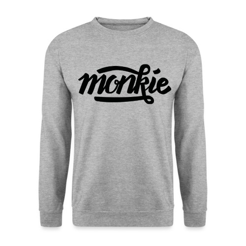 monkie png - Mannen sweater
