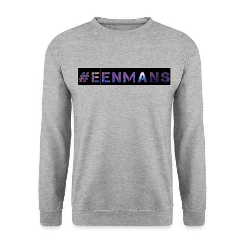eenmansgalaxy png - Unisex sweater