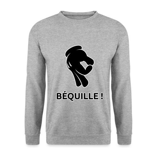 Bequille - Sweat-shirt Unisexe