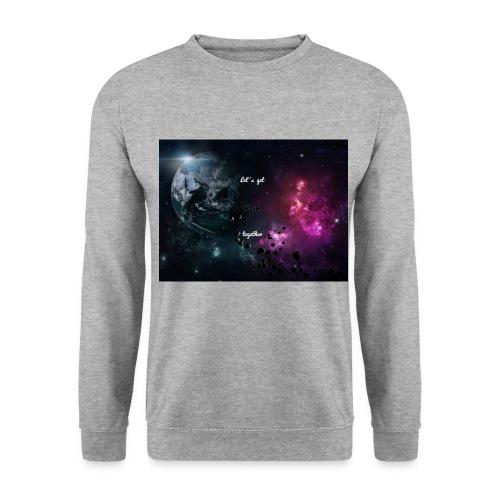 Space - Männer Pullover