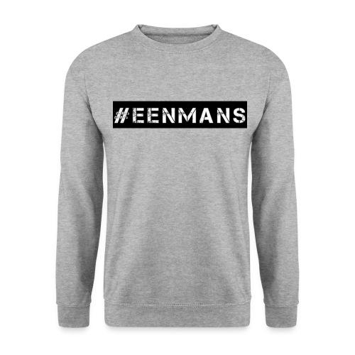 eenmans2 png - Unisex sweater