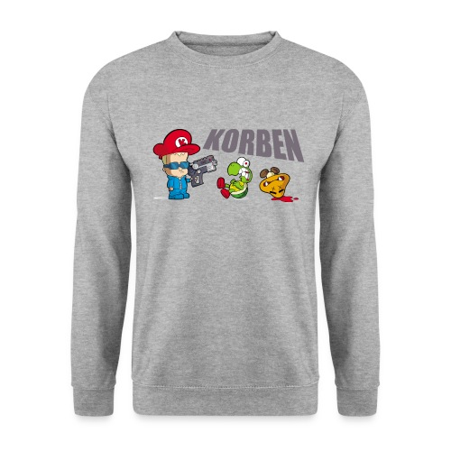 korben 2 dd orig2 - Sweat-shirt Unisexe