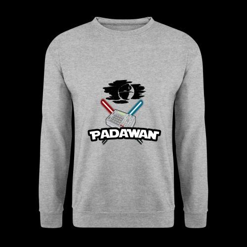Padawan Noir - Sweat-shirt Homme