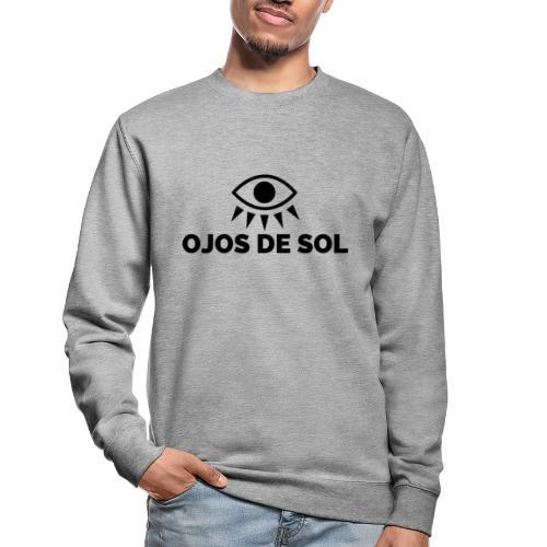 Ojos de Sol - Sudadera unisex
