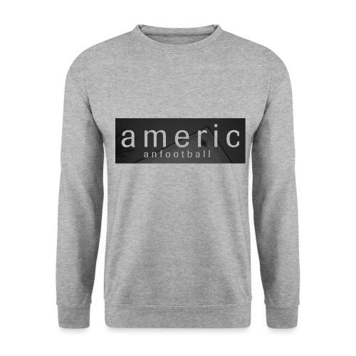 American Football - Unisex Sweatshirt