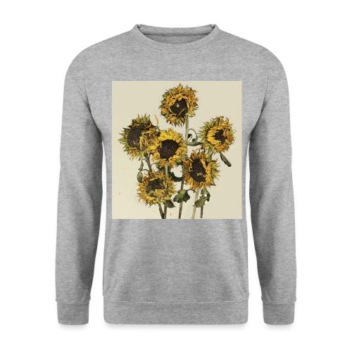 Sunflowers - Men's Sweatshirt