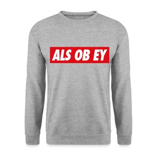ALS OB EY - Männer Pullover