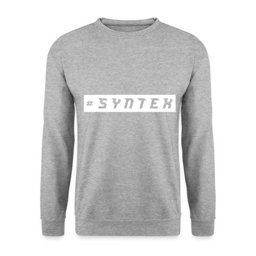 SYNTEX Logo png - Männer Pullover