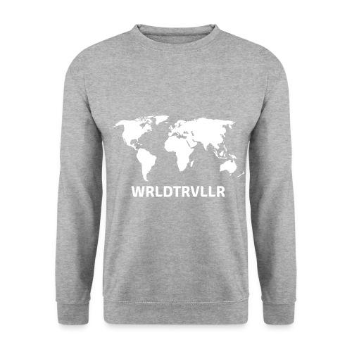 Worldtraveller - Männer Pullover