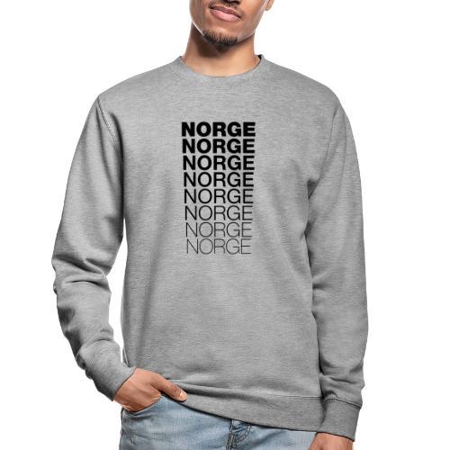 Norge Norge Norge Norge Norge Norge - Genser unisex