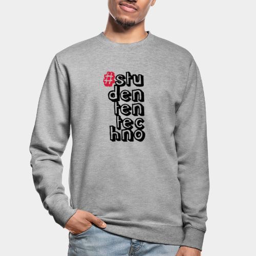 #studententechno (groß) - Unisex Pullover