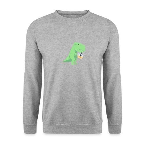 Tea-Saurus - Männer Pullover