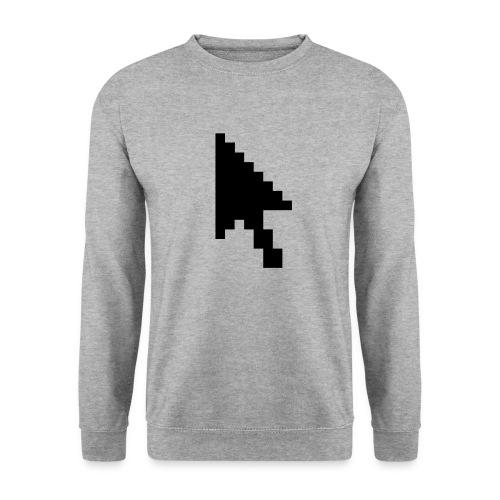 Original Mauszeiger - Farbe änderbar! - Männer Pullover