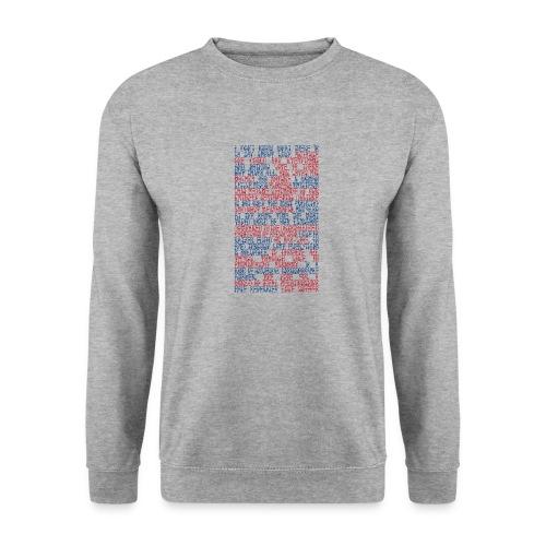 Capital Love - Men's Sweatshirt