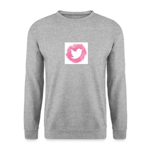 pink twitt - Unisex Sweatshirt