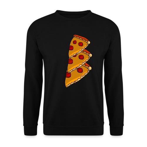pizza - Herre sweater