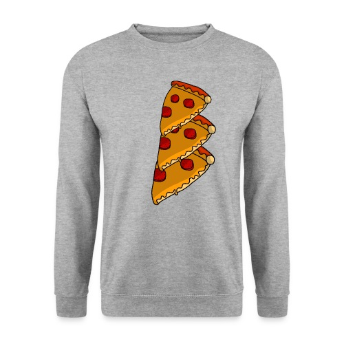 pizza - Herre sweater