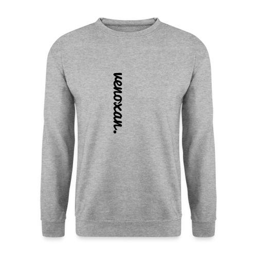 venoxan T-Shirt mit Schriftzug an der Seite - Men's Sweatshirt