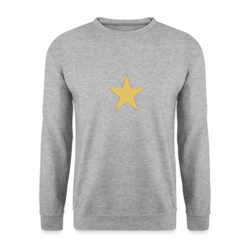 ardrossan st.pauli star - Men's Sweatshirt