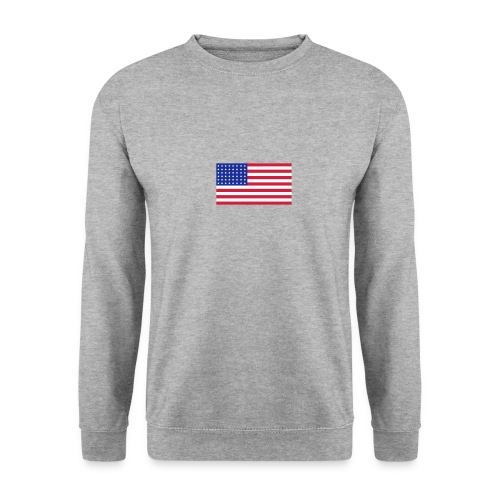 AVM 48 star flag in 3 color RGB VECTOR - Unisex sweater