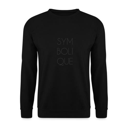 Symbolique - Sweat-shirt Unisex