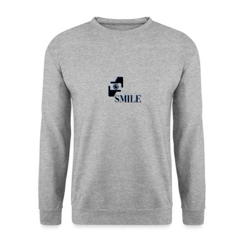 Smile - Sweat-shirt Unisex