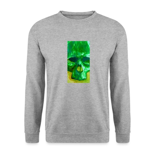 Green Skull - Unisex sweater