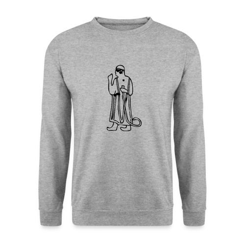 Muwatalli schwarz png - Men's Sweatshirt