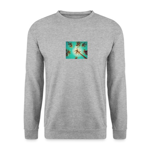 palm pinterest jpg - Men's Sweatshirt