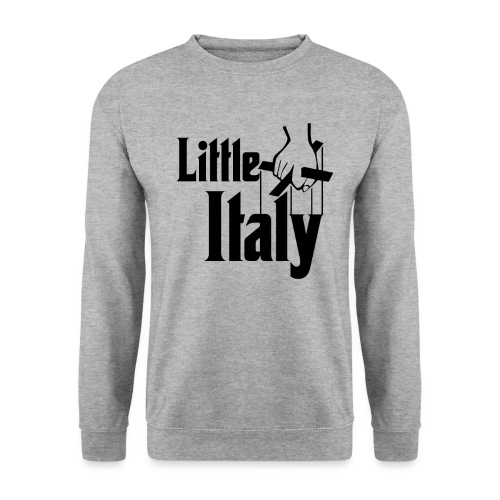 littleitaly png - Sweat-shirt Unisex