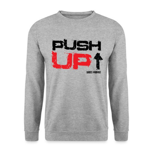 push upb png - Unisex Pullover