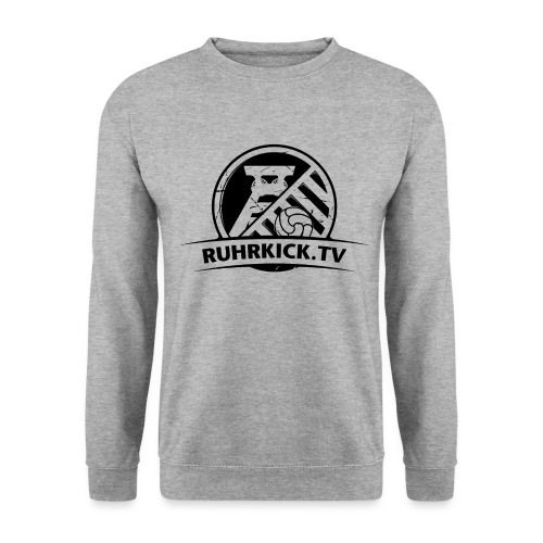 Ruhrkick_Schwarz_3200x240 - Unisex Pullover