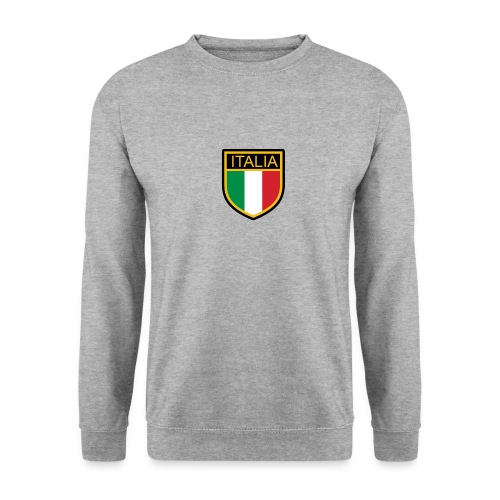 SCUDETTO ITALIA CALCIO - Felpa unisex