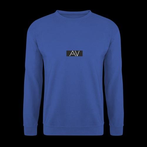AV White - Men's Sweatshirt