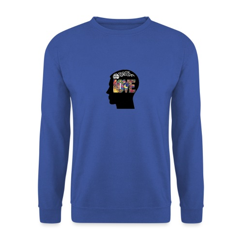 Love in my head - Unisex sweater