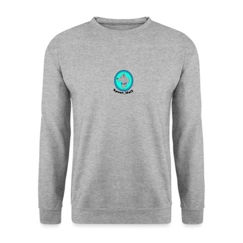 Spoon_Wolf_2-png - Men's Sweatshirt