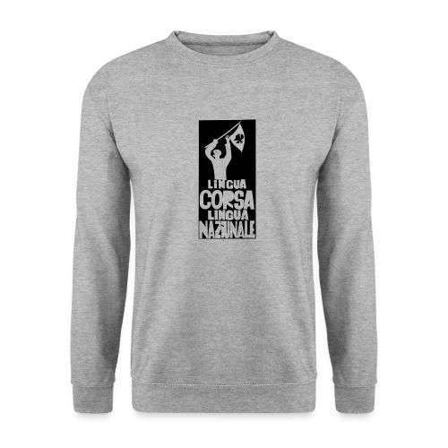 lingua corsa - Sweat-shirt Unisex