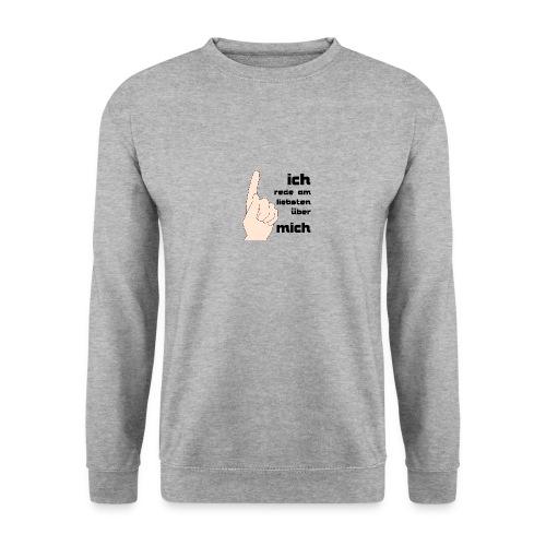 Ich - Männer Pullover