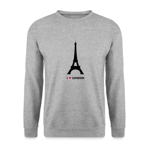 I love London - Unisex sweater