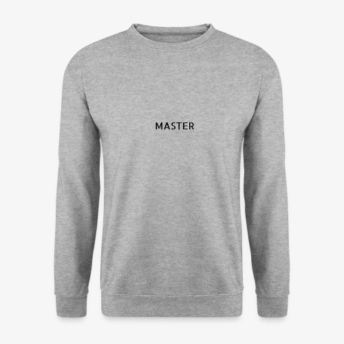 MASTER - Sudadera hombre