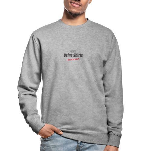 Dein Design - Unisex Pullover