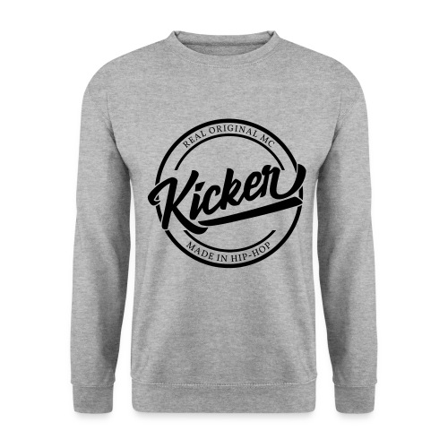 logo kicker original - Sweat-shirt Unisexe