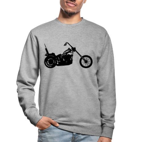 Chopper - sort - Unisex sweater