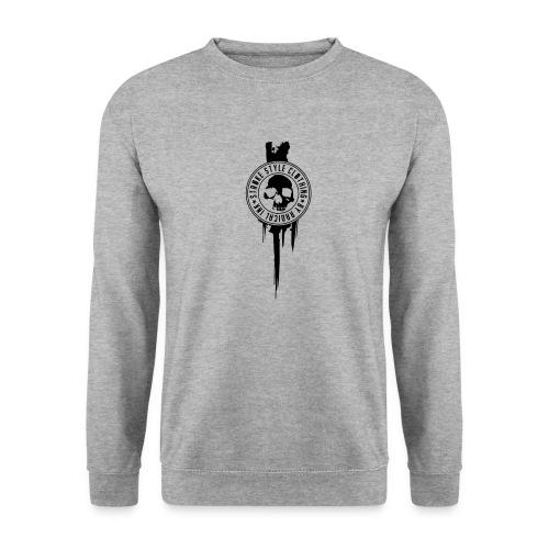 patch stroke pfade - Männer Pullover