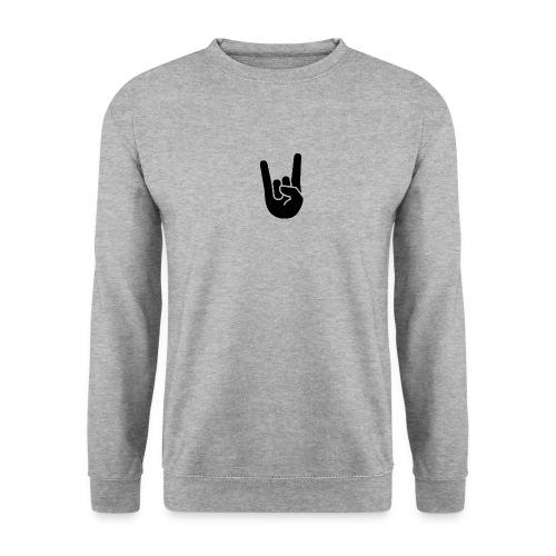 hand rock - Unisextröja